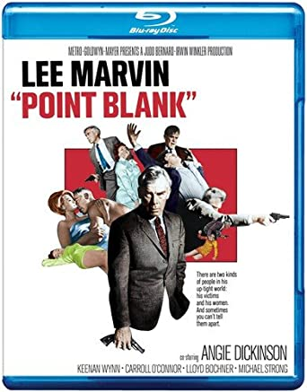 Image result for point blank john boorman blu ray
