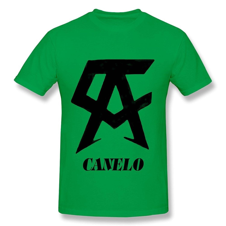 Mens Wbc Boxer Canelo Alvarez Logo Tshirt Latest White Amazon