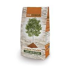 Premium Chaga Mushroom Powder - 8 oz of Authentic 100% Wild Harvested Canadian Chaga Tea - Superfood