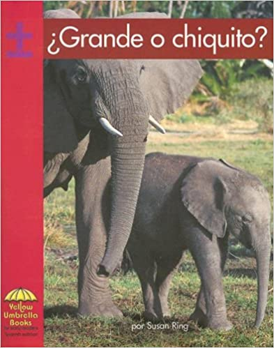 Grande O Chiquito (Yellow Umbrella Books: Math Spanish)