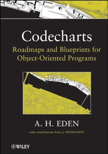 Download Codecharts: Roadmaps and blueprints for object-oriented programs Pdf