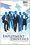 Employment Essentials, Douglas Danne, 1463519621