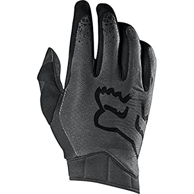 Motorcycles Gloves Driving Gloves 2017 FOX Motocross Gloves-Black/Grey