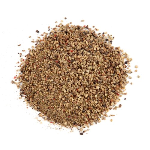 Peppercorns Blend, Five, Ground - 40 Lb Bag / Box Each by Woodland Ingredients