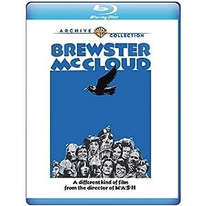 Brewster McCloud (1970) (BD) [Blu-ray]