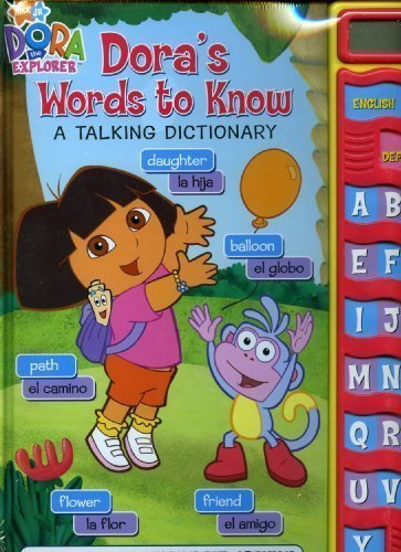 Dora the Explorer Talking Dictionary