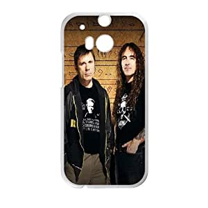 Generic Case Iron Maiden Band For HTC One M8 G7Y6677574