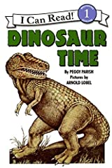 Dinosaur Time (I Can Read Level 1) Paperback