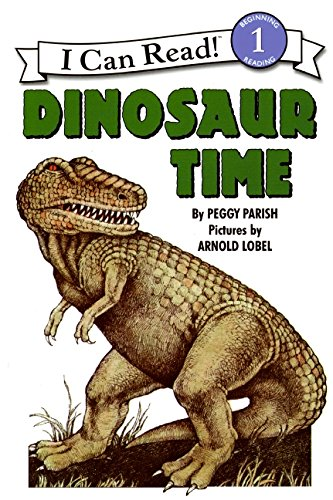 Dinosaur Time (I Can Read Level ()