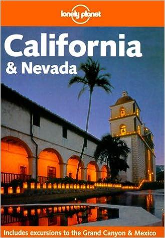 """""HOT"""" Lonely Planet California & Nevada. cuando exterior Yuria trusted Medium utility great"