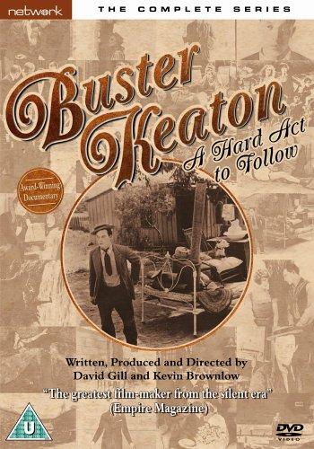 Buster Keaton: A Hard Act to Follow [Import anglais]