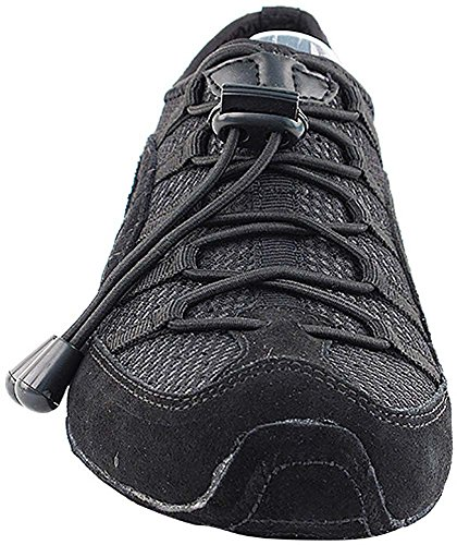 Mens Womens Practice Dance Sneaker Shoes Suola Singola Vfsn005eb Confortevole -molto Fine {bundle Of 5} Black