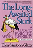 The Long-Awaited Stork: A Guide to Parenting After Infertility, by Ellen Sarasohn Glazer. Publisher: Jossey-Bass; Revised Edition edition (March 13, 1998)