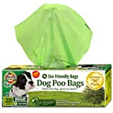 Green N Pack 200 Dog Waste Bag, Dog Poop Bags (Easy Pull and Easy Tear), My Pet Supplies