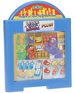 Amazon com: Fisher Price Learn Thru Music Plus System: Toys
