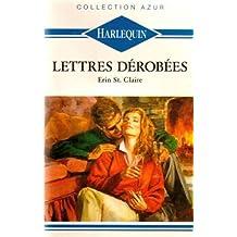 Lettres dérobées : Collection : Collection azur n° 981