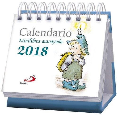 Calendario de mesa Minilibros Autoayuda 2018 Calendarios y Agendas: Amazon.es: Equipo San Pablo: Libros