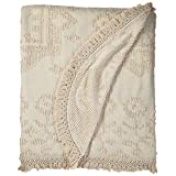 Maine Heritage Weavers 2153-K-011 New England Tradition Cotton Terry Bedspread