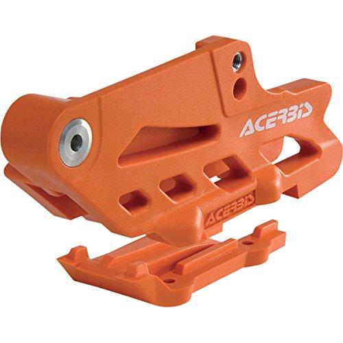 07-19 KTM 250SX: Acerbis Chain Guide Replacement Insert (ORANGE)