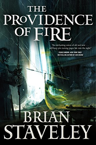 The Providence of Fire (Chronicle of the Unhewn Throne Book 2) by [Staveley, Brian]