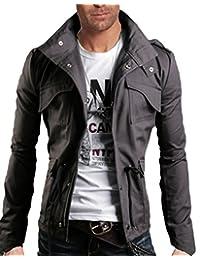 WSLCN Men's Cotton Lightweight Hunting Jacket High Quality