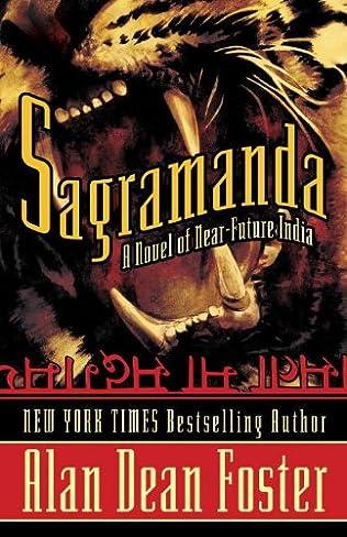 book cover of Sagramanda