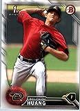 2016 Bowman Baseball Prospect #BP 11 Wei-Chieh Huang Arizona Diamondbacks