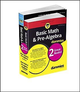 Math for real life for dummies barry schoenborn 9781118453308 basic math pre algebra workbook for dummies with basic math pre algebra fandeluxe Images