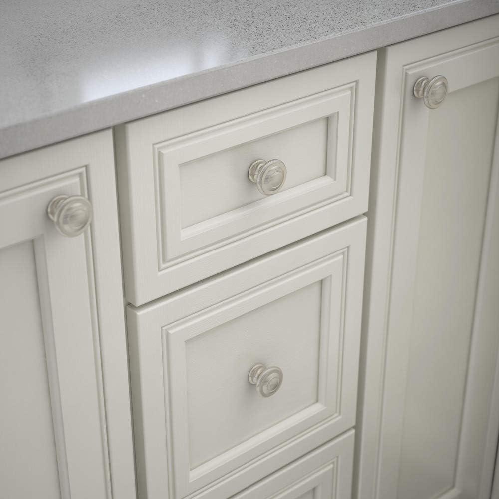 Liberty P22669c Sn C 1 3 8 Harmon Cabinet Hardware Knob Cabinet And Furniture Knobs Amazon Com