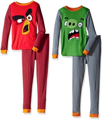 Angry Birds Boys Cotton Sleepwear