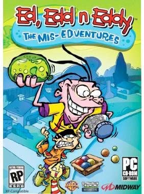 ed edd n eddy the mis edventures pc system requirements