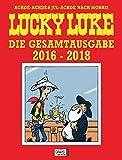 Lucky Luke Gesamtausgabe 28: 2016 bis 2018
