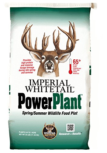 Plant Food Plots (Whitetail Institute PP25 Imperial)