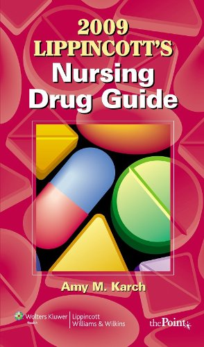 Nursing Drug Book Pdf