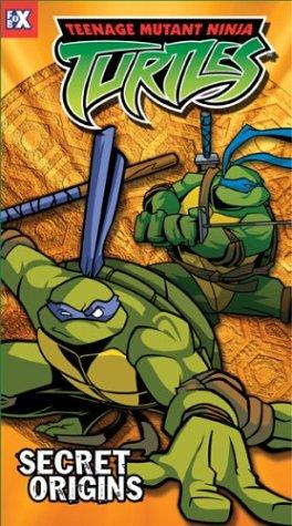 Amazon.com: Teenage Mutant Ninja Turtles - Secret Origins ...