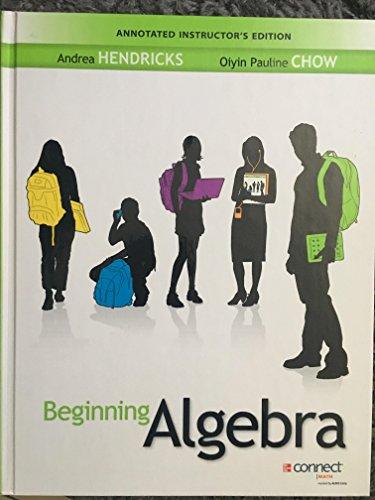 Beginning Algebra Aie