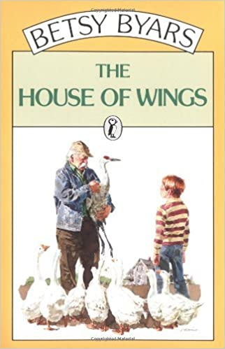The House of Wings by Byars Betsy (1982-07-29)