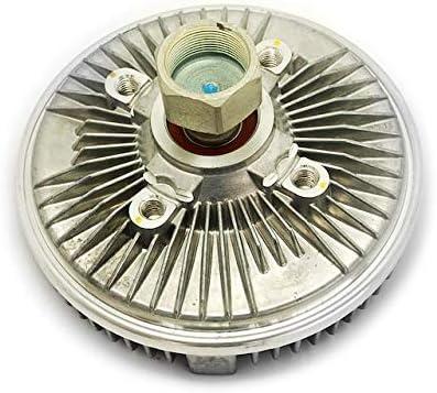 Compatible with 1999-2010 Chevy Silverado 1500 Fan Clutch