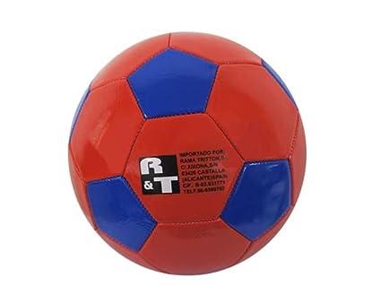 Rama Triton Balon Rojo Y Azul Diametro 23cm: Amazon.es: Juguetes y ...