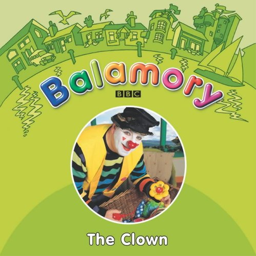 The Clown. (Balamory)
