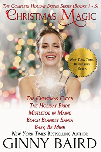 Christmas Magic: The Complete Holiday Brides Series (Books 1 - 5) cover