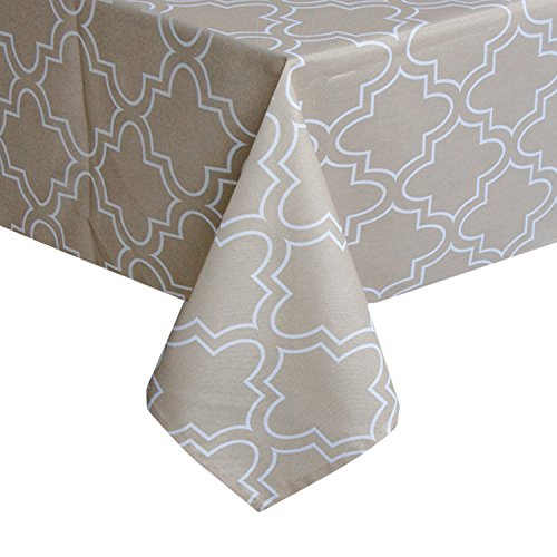 Eforgift Mediterranean Indoor Kitchen Dining Cloth Table Cover Oblong 60