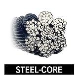 VULCAN Classic Galvanized Steel Core Winch Cable