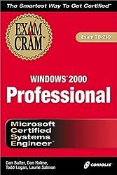 MCSE Windows 2000 Professional Exam Cram (Exam Cram (Coriolis Books))