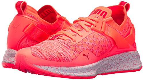 Evoknit poppy Red Hypernature Wn Wn puma Peach Nrgy Sneaker Donna Puma White Lo Ignite vqPw556