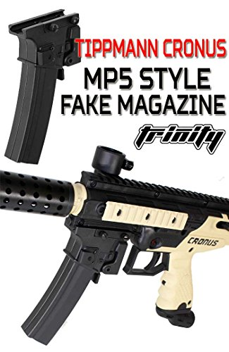 Weaver Mounted Tactical Fake Mag for Tippmann Cronus Gun