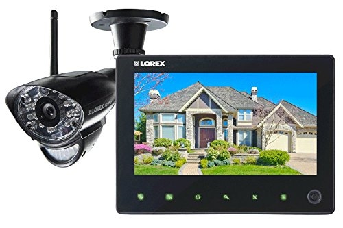 Lorex 4CH 1CAM w/ 7 LCD Monitor Wireless Kit