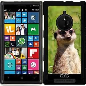 Funda para Nokia Lumia 830 - Suricata by WonderfulDreamPicture