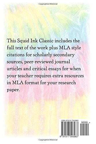 A Jury Of Her Peers Includes MLA Style Citations For Scholarly