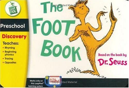 Amazon.com: LeapFrog My First LeapPad Educational Book: Dr. Seuss ...
